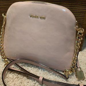 Michael Kors Pale Pink Body Bag / Purse
